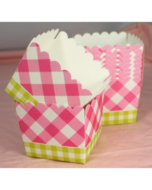 Jumbo Square Muffin Cup (50PCS)