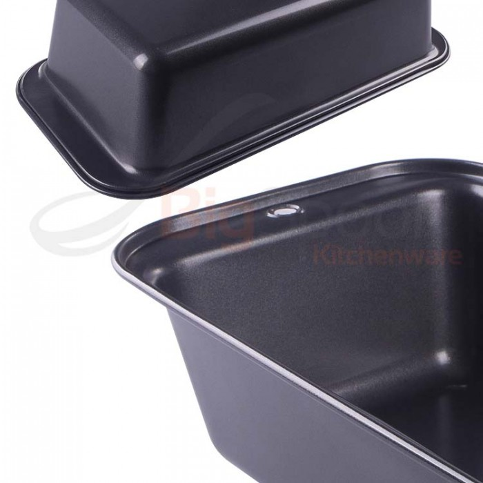 Bigspoon Kitchenware Bakecraft 8 Inch Non Stick Loaf Pan Toaster Pan