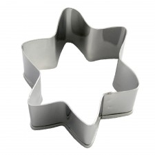BAKECRAFT Cake Mould Stainless Steel (Star)