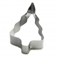 BAKECRAFT Cake Mould Stainless Steel (Christmas Tree)