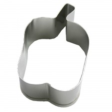 BAKECRAFT Cake Mould Stainless Steel (Apple)