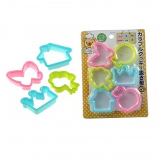ECHO! Cookies Cutter (7324) 6 PCS Set