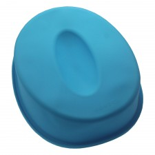 BAKECRAFT Silicone Cake Mould Number 0 - Blue