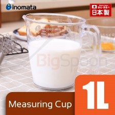 INOMATA Measuring Cup 1L Measuring Jug 1000ml Made in Japan