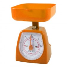 HOMSUIT Kitchen Scale Square 1kg - Orange