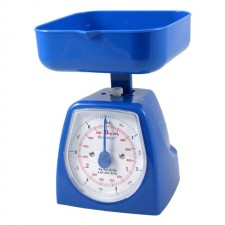HOMSUIT Kitchen Scale Square 3kg - Blue