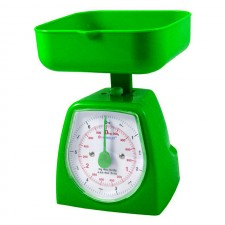 HOMSUIT Kitchen Scale Square 3kg - Green