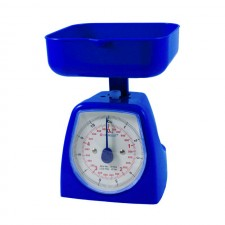 HOMSUIT Kitchen Scale Square 5kg - Blue