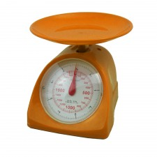 HOMSUIT Kitchen Scale 2kg - Orange