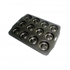 Donut Pan 12 Cup Non-Stick