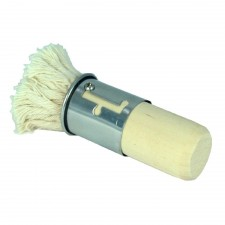 ECHO! Adjustable Oil Brush with Wooden Handle