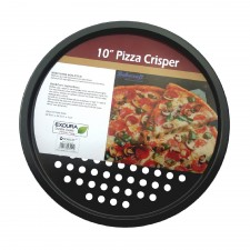 BAKECRAFT Perforated Pizza Crisper Non-Stick - 10 inch