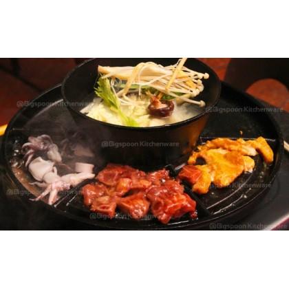 BBQ Plate Cast Iron