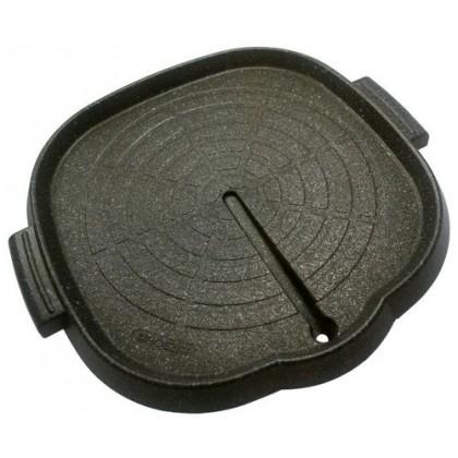 KITCHEN-ART BBQ Grill Plate Non-Stick Marble-Coated Aluminium KBP-310