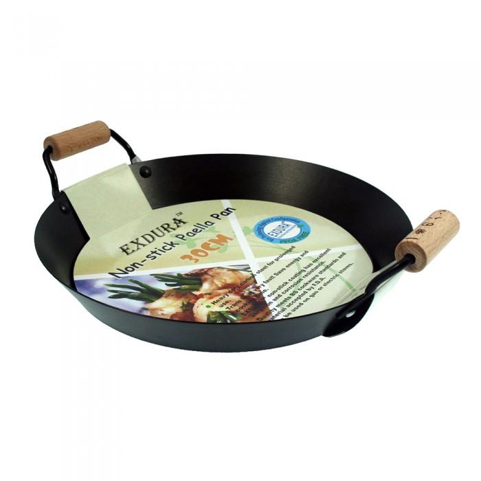 paella pan non stick 30cm