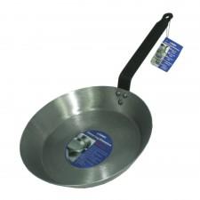 SUNNEX Black Iron Frying Pan - 12 inch