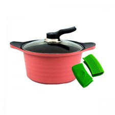 BAUER Sauce Pot High Purity Ceramic Coating 20cm