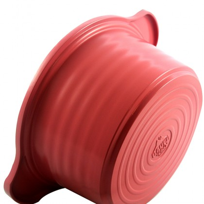 BAUER Casserole High Purity Ceramic Coating 24cm