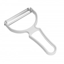 ECHO! Wide Peeler Stainless Steel with Plastic Handle E8217