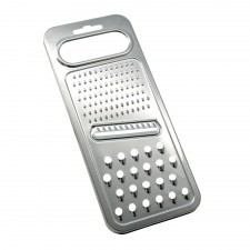 3-in-1 Flat Grater Stainless Steel