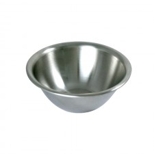 Deep Mixing Bowl S/Steel - 26cm
