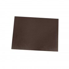 Colourful Polypropylene Chopping Board 35cm x 50cm - Brown