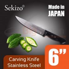 SEKIZO Carving Knife - 6 inch