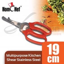 HOMCHEF Multipurpose Kitchen Shear S/Steel