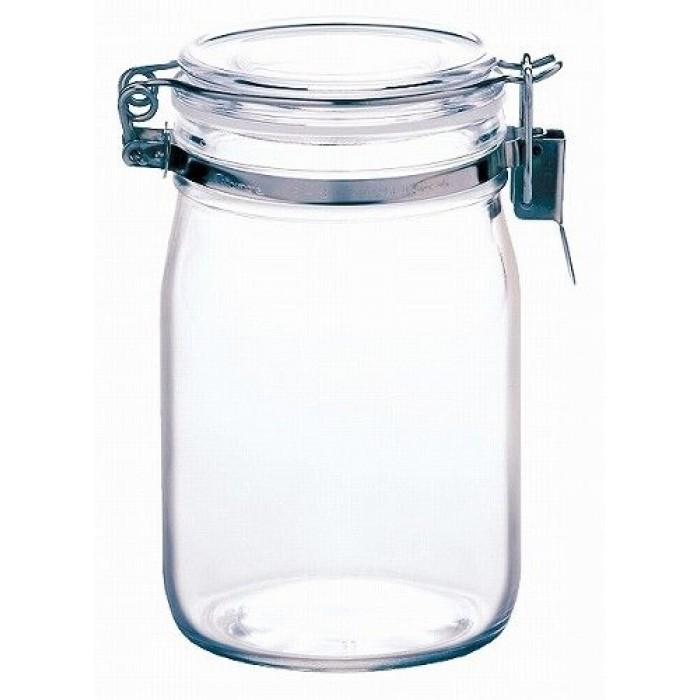 cellarmate air tight glass jar with lock 2 0l. Black Bedroom Furniture Sets. Home Design Ideas