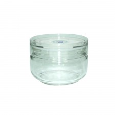 CELLARMATE Air Tight Glass Container with Lid - 600cc