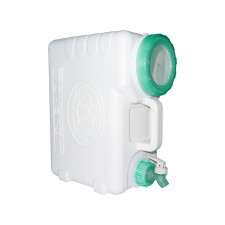 15L Lifestyle Water Storage Tank - Green