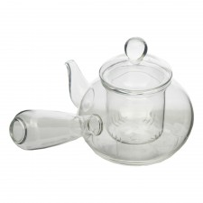 CHIKAO 600ML Handmade Glass Teapot (CK-001MC)