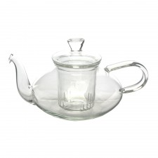 CHIKAO 500ML Handmade Glass Teapot (CK-002A)