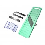 BENRINER Japanese Mandoline Vegetable Slicer - Green - 100% Japan Original