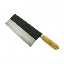 Chinese Chopping Knife With Wooden Handle No 2