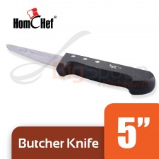 HOMCHEF Butcher Knife 5 inch