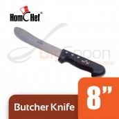HOMCHEF Butcher Knife 8 inch