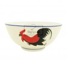 Porcelain Bowl Cai Ji - 4.5 inch [C001-J45]
