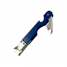 Alps New Line Can and Bottle Opener 3-way - Blue [1159]
