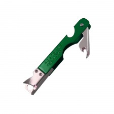 Alps New Line Can and Bottle Opener 3-way - Green [1159]