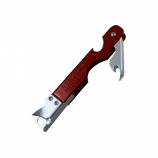 Alps New Line Can and Bottle Opener 3-way - Red [1159]
