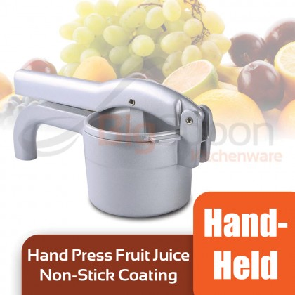 Hand Press Fruit Juice with Non Stick Coating Taiwan [A612TN]