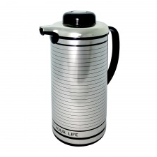 Hot & Cold Vacuum Flask Stainless Steel - 1.0L [2060]