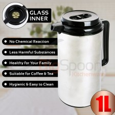 Vacuum Flask Stainless Steel 1.0L [2006B-10]