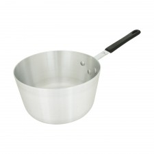 Aluminium Sauce Pan With Plastic Handle - 3.75QT
