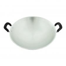 Aluminium Chinese Wok Taiwan - 48cm