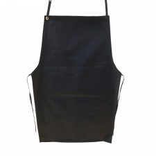 Apron Artificial Leather Blue [9012]