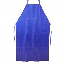 Apron PVC Blue - 42 inch [9019]