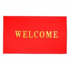 Door Mat (WELCOME) - Red [4575WR]