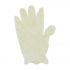 Disposable Latex Glove 100-pcs - XL-Size [LG-A1-100XL]